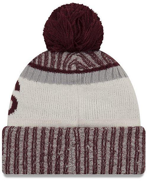 online store ae581 451d3 New Era Texas A M Aggies Sport Knit Hat ...