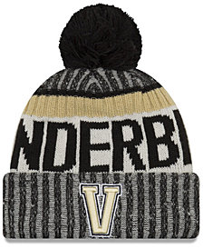 New Era Vanderbilt Commodores Sport Knit Hat