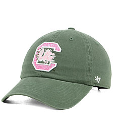'47 Brand Women's South Carolina Gamecocks Glitta CLEAN UP Cap