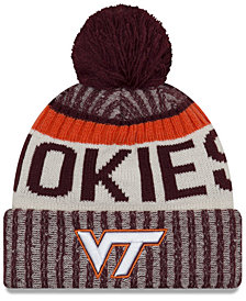 New Era Virginia Tech Hokies Sport Knit Hat