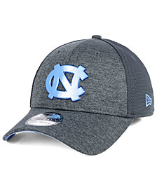 New Era North Carolina Tar Heels Shaded Luster 39THIRTY Stretch Fitted Cap