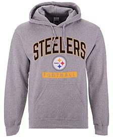 Men's Pittsburgh Steelers Gym Class Hoodie