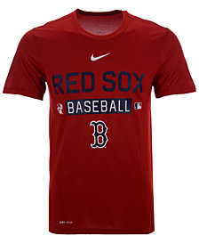 Nike Men's Boston Red Sox Authentic Collection 2nd Season T-Shirt