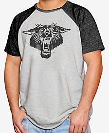 Retro Brand Men's Kentucky Wildcats Tonal Short Sleeve Raglan T-Shirt
