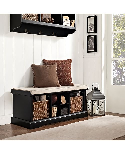 Astonishing Brennan Entryway Storage Bench Cjindustries Chair Design For Home Cjindustriesco