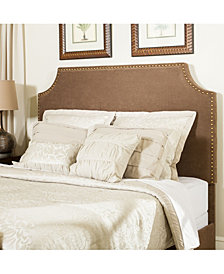 Brooks King And Cal King Headboard In Microfiber