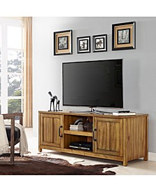 """CLOSEOUT! 60"""" Roots TV Stand"""