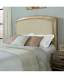 Cambria Full And Queen Headboard In Linen