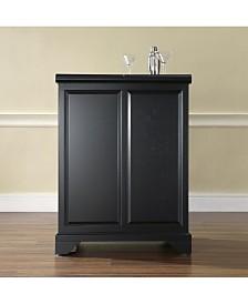 Lafayette Expandable Bar Cabinet