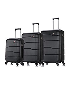 Rodez 3-Pc. Lightweight Hardside Luggage Set