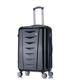 "AirWorld 24"" Lightweight Hardside Spinner Luggage"