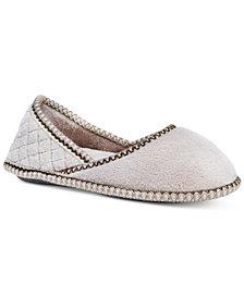 MUK LUKS® Women's Beverly Micro-Chenille Slip-Ons
