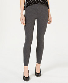 Maison Jules Ponte-Knit Pants, Created for Macy's