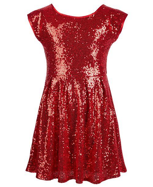 9ea5f0a638 ... Epic Threads Big Girls Sequin Skater Dress