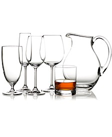 Vintage Bar and Stemware Collection