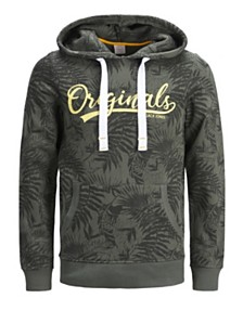 Jack & Jones Originals Printed Hoodie