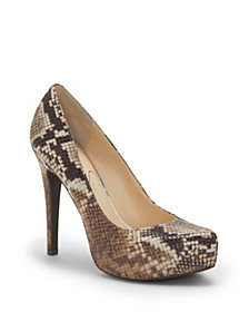 Jessica Simpson Parisah Platform Pumps