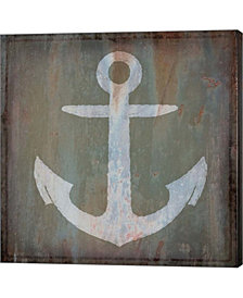 Anchor by Cora Niele Canvas Art