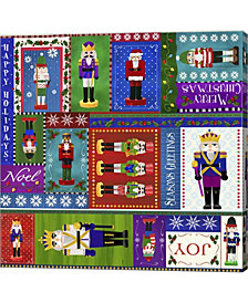 Nutcracker Patt 1 By Fiona Stokes-Gilbert Canvas Art