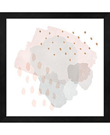 Lovely Blush Ii By Moira Hershey Framed Art