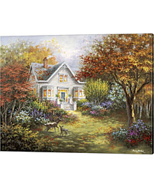 Autumn Overtures By Nicky Boehme Canvas Art