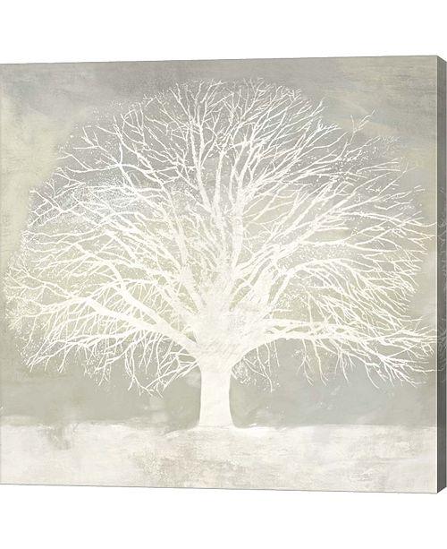 Metaverse White Oak By Alessio Aprile Canvas Art