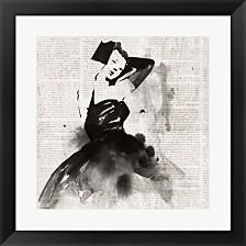 Spotlight Ii By Pi Galerie Framed Art