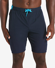 """Nike Men's Big & Tall Contend 2.0 Colorblocked 9"""" Board Shorts"""