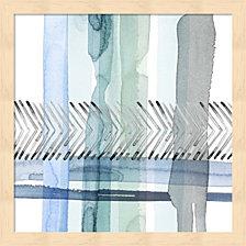 Cross Stitch I By Grace Popp Framed Art