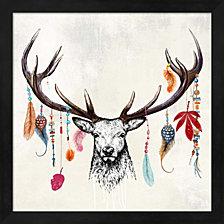 Wild Mesmerizer By Matt Spencer Framed Art