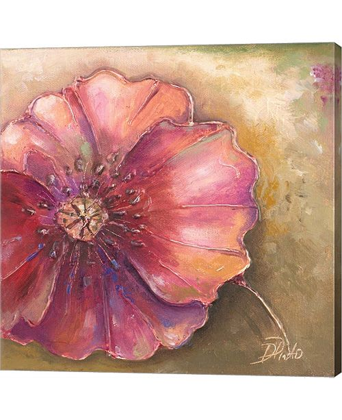 Metaverse Pink Accent I By Patricia Pinto Canvas Art