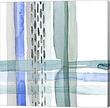 Cross Stitch Ii By Grace Popp Canvas Art