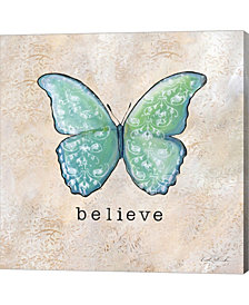 Butterfly Expressio3 by Caitlin Dundon Canvas Art
