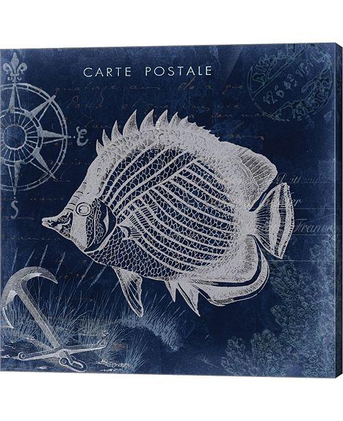 Metaverse Seaside Postcard 4 By Tre Sorelle Studios Canvas Art