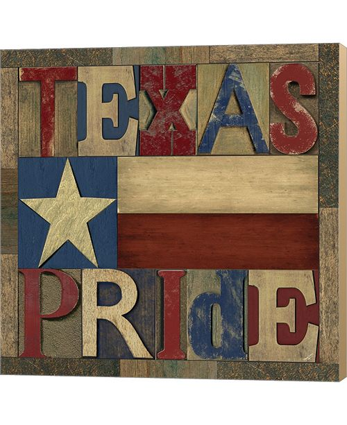 Metaverse Texas Printer Bloc2 By Tara Reed Canvas Art