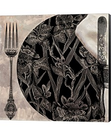 Victorian Table II By Color Bakery Canvas Art