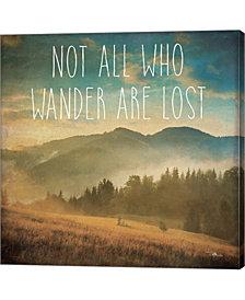 Wander II By Pela Studio Canvas Art