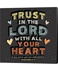 Trust In The Lord By Scott Orr Canvas Art