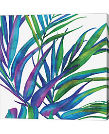 Colorful Leaves Ii By Eva Watts Canvas Art
