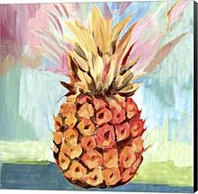 Pineapple By Posters International Studio Canvas Art