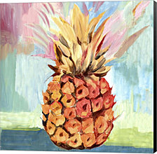 Pineapple by Posters International Studio Canvas Art
