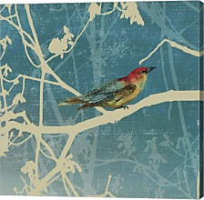 Blue Bird I By Posters International Studio Canvas Art