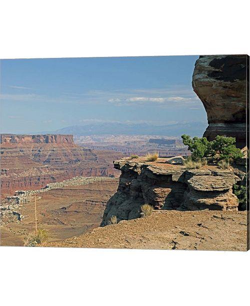 Metaverse Canyonlands By J.D. Mcfarlan Canvas Art