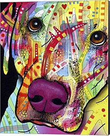 Close Up Lab by Dean Russo Canvas Art
