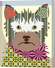 Australian Terrier By Lanre Adefioye Canvas Art