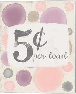 Product De S 5 Cents Per Load