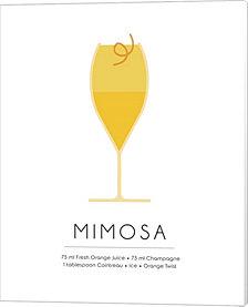 Mimosa by Studio Grafiikka Canvas Art