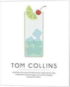 Tom Collins by Studio Grafiikka Canvas Art