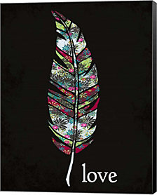 Love by Shanni Welsh Canvas Art