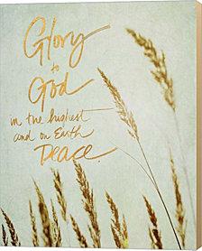 Glory To God by Sarah Gardner Canvas Art